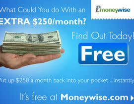#46 para Banner Ad Design for Moneywise.com por attiqe