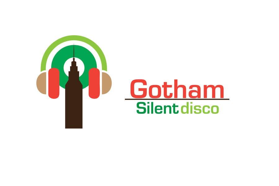 Bài tham dự cuộc thi #                                        22                                      cho                                         Design a Logo for Gotham Silent Disco