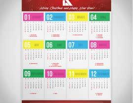 #17 для I need some Graphic Design for a 2017 Calendar от pecastro