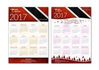 Graphic Design Конкурсная работа №11 для I need some Graphic Design for a 2017 Calendar