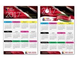 #26 для I need some Graphic Design for a 2017 Calendar от fuentesjona