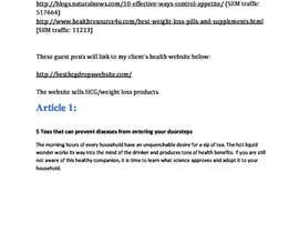 #2 for Article about Oil massage effects for health and relaxation. by tvajaykumar
