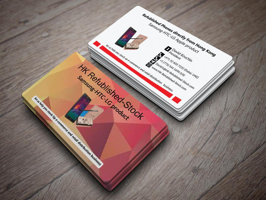 Entry #137 by expert5090 for Design some Business Cards