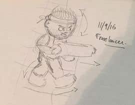 #1 สำหรับ 2D Vector Game Character Art + Animations โดย MarkusIT