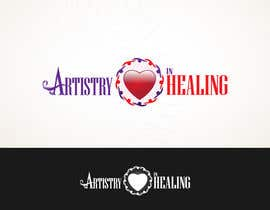 #106 for Logo Design for Artistry in Healing by Glukowze