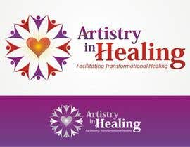 #255 for Logo Design for Artistry in Healing by OnzdCobain