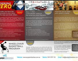 #31 cho Flyer Design for Equipe Industries bởi su1d