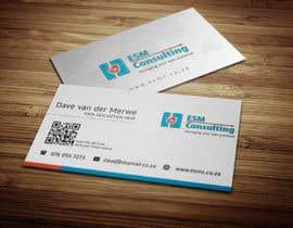 #18 cho Design Business Cards for ESM Consulting bởi salmanshaikh14