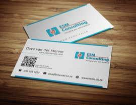 #20 cho Design Business Cards for ESM Consulting bởi salmanshaikh14
