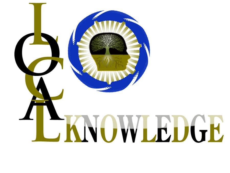 Конкурсная заявка №90 для Logo Design for Local Knowledge Network