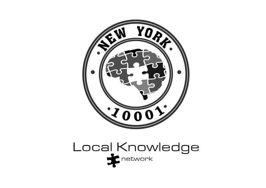 Конкурсная заявка №184 для Logo Design for Local Knowledge Network