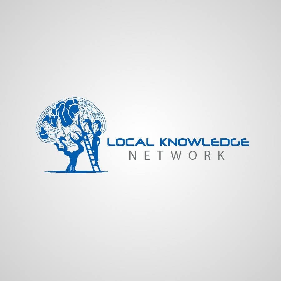Конкурсная заявка №128 для Logo Design for Local Knowledge Network