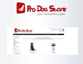 #24 for Design a logo for dog supply store af vishnuvs619