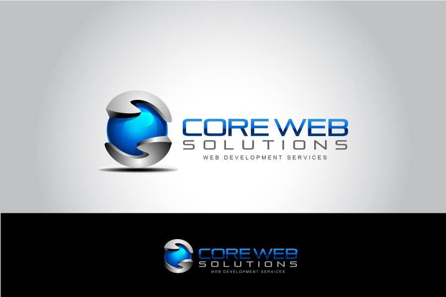 Inscrição nº 205 do Concurso para Logo Design for Core Web Solutions
