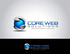 #205 para Logo Design for Core Web Solutions por jijimontchavara