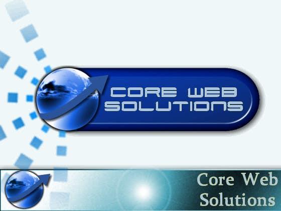 Penyertaan Peraduan #173 untuk Logo Design for Core Web Solutions