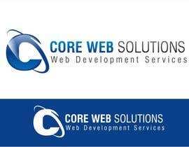 #67 untuk Logo Design for Core Web Solutions oleh sharpminds40