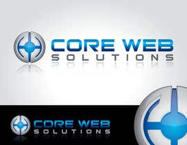 #152 para Logo Design for Core Web Solutions por foxxed