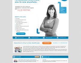 #133 para WEBPAGE FINISH OFF Design based on already designed layout por mfbdeip