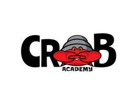 #29 for New Crab Academy Logo for Hermit Crabs by masroor9228