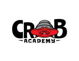 #32 for New Crab Academy Logo for Hermit Crabs by masroor9228