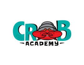 #33 for New Crab Academy Logo for Hermit Crabs by masroor9228