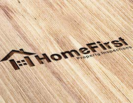 #119 untuk Logo Design for Home First Property Inspections oleh ulogo