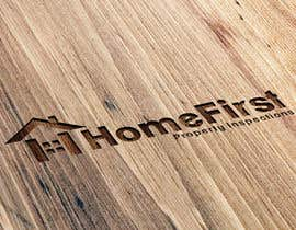 #115 para Logo Design for Home First Property Inspections por ulogo