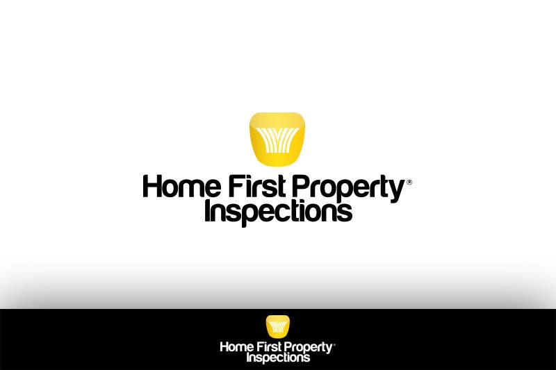 Contest Entry #                                        160                                      for                                         Logo Design for Home First Property Inspections