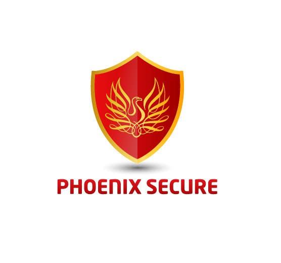 Proposition n°                                        58                                      du concours                                         Design a Logo for Phoenix Secure