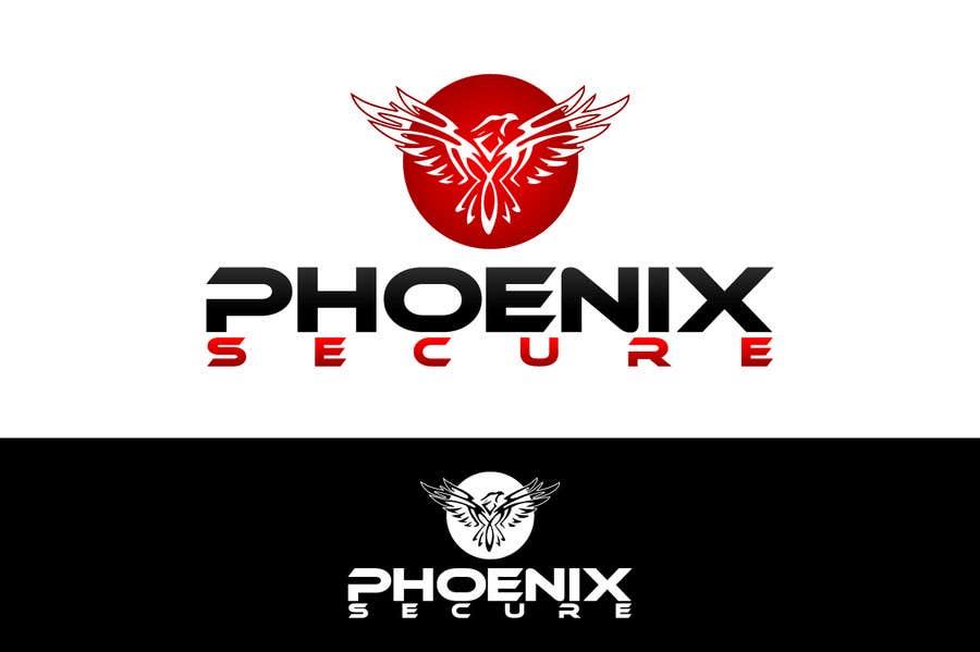 Proposition n°                                        11                                      du concours                                         Design a Logo for Phoenix Secure