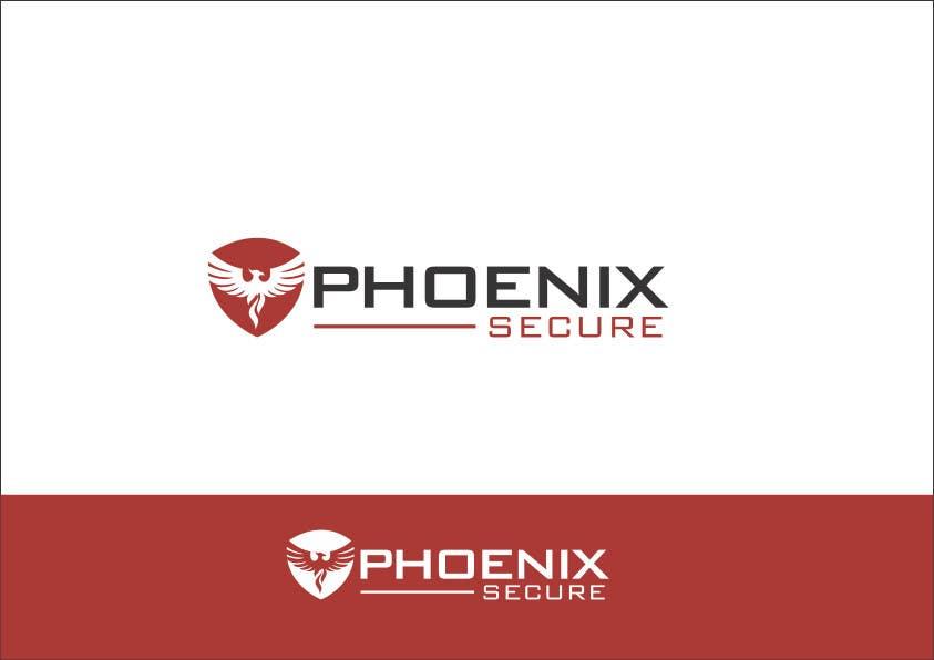 Proposition n°                                        34                                      du concours                                         Design a Logo for Phoenix Secure