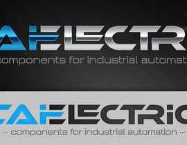 #109 para Disegnare un Logo for Cai Electric Srl - Distributor of components for industrial automation por paramiginjr63
