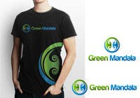#227 for Logo Design for Green Mandala by winarto2012