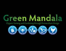 #197 for Logo Design for Green Mandala af justwoomass