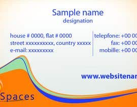 #21 para Business Card Design for SI - Spares de ds78ftw