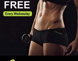 #4 para Design a Flyer for Ultrafit ladies train for free por dutch73