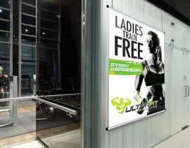 #33 para Design a Flyer for Ultrafit ladies train for free por georgemx