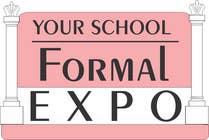 Graphic Design Entri Peraduan #112 for Logo Design for Your School Formal Expo