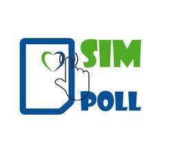 sindbadPlay tarafından Design a Logo for Sim Poll için no 1