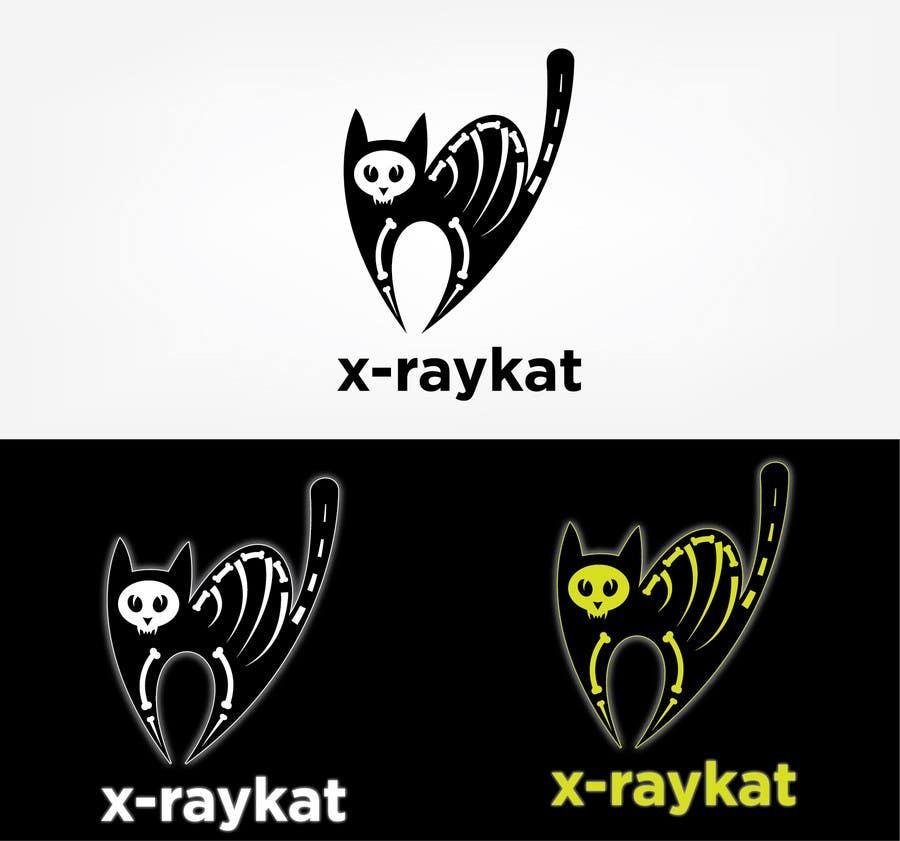 Kilpailutyö #                                        3                                      kilpailussa                                         Graphic Design for Exraykat