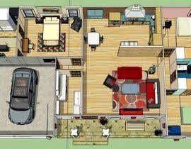 divyapentapalli tarafından Turn new home construction drawings into a marketing sheet for a home plan için no 30