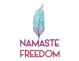 #648 untuk Design a Logo for Namaste Freedom oleh biancajeswant