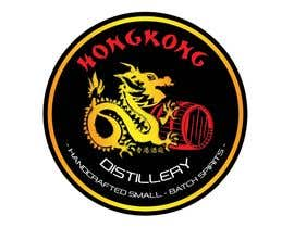 #13 for Design a sticker for our Hong Kong Distillery logo by shamim111sl