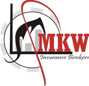 Participación en el concurso Nro.203 para Logo Design for MKW Insurance Brokers  (replacing www.wiblininsurancebrokers.com.au)