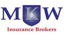 Participación Nro. 295 de concurso de Graphic Design para Logo Design for MKW Insurance Brokers  (replacing www.wiblininsurancebrokers.com.au)