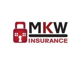 Barugh님에 의한 Logo Design for MKW Insurance Brokers  (replacing www.wiblininsurancebrokers.com.au)을(를) 위한 #28