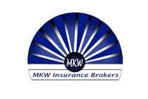 Participación Nro. 251 de concurso de Graphic Design para Logo Design for MKW Insurance Brokers  (replacing www.wiblininsurancebrokers.com.au)