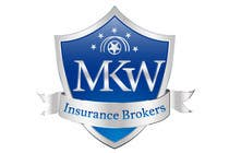 Graphic Design Contest Entry #319 for Logo Design for MKW Insurance Brokers  (replacing www.wiblininsurancebrokers.com.au)
