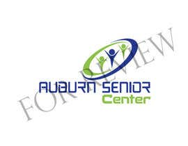 #173 for Auburn Senior Center Logo Contest by bestsolutionpk